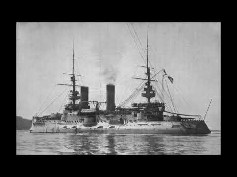 Бой в Желтом море. 10 августа 1904 г.