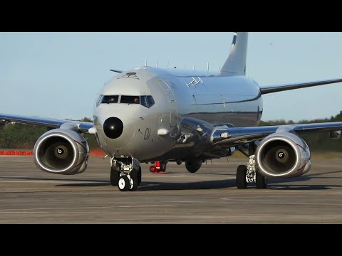 US Navy Has No Plans For Put Up MMP To P-8A Poseidon Aircraft