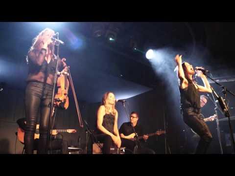 Radio - The Corrs @ Priceless Madrid