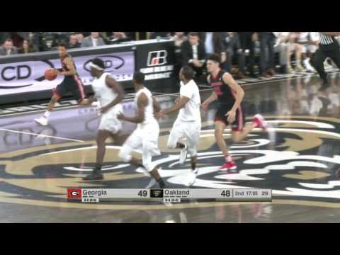 Highlights 12_23_16 Mens Basketball vs. Georgia: 86-79, W