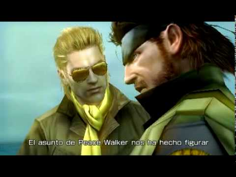 Metal Gear Solid Peace Walker - Outer Heaven [Ending]