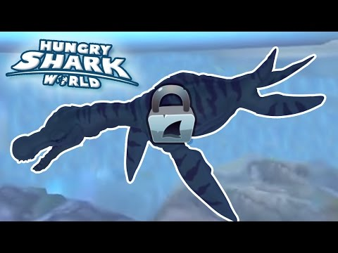 NEW SPECIAL SHARKS REVEALED!!! - Hungry Shark World   Ep 40 HD