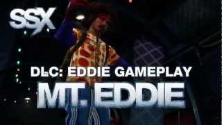 EA SPORTS SSX - Retro Eddie Gameplay Trailer (Mt. Eddie & Classic Characters DLC)