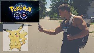 BODYBUILDER VS POKEMON GO | Pokemon GO Review | Pokemon GO Reaction | Pokemon GO Gamplay