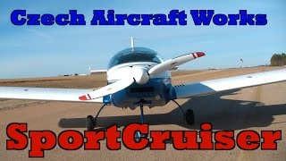 SportCruiser Flight