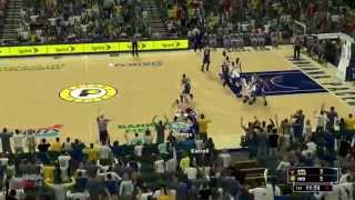 ATLANTA HAWKS AT INDIANA PACERS PLAYOFFS GAME 04.28.14 thumbnail