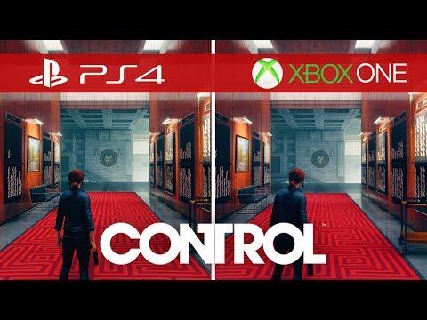 Control Comparison - Xbox One Vs. Xbox One S Vs. Xbox One X Vs. PS4 Vs. PS4 Pro