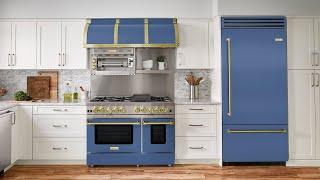 The 36-inch Built-in Refrigerator from BlueStar