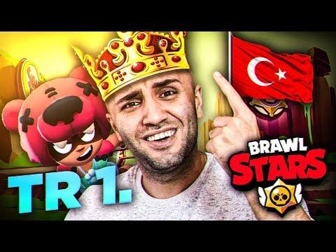 Brawl Stars 🇹🇷 Türkiye 1. İle Takım Kurduk !!
