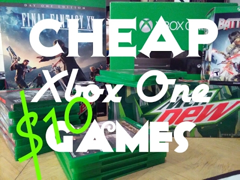 Super Cheap Must Own Xbox One Games 10 And Less