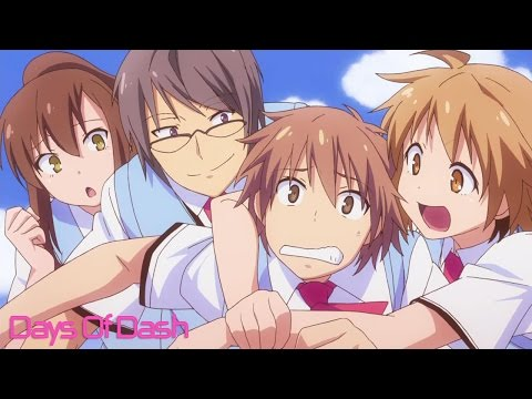 ►AMV Sakurasou no Pet na Kanojo - Days Of Dash