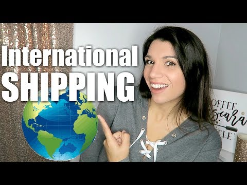 Shipping INTERNATIONALLY Directly For Beginners! Increase Sales To Canada Easily!