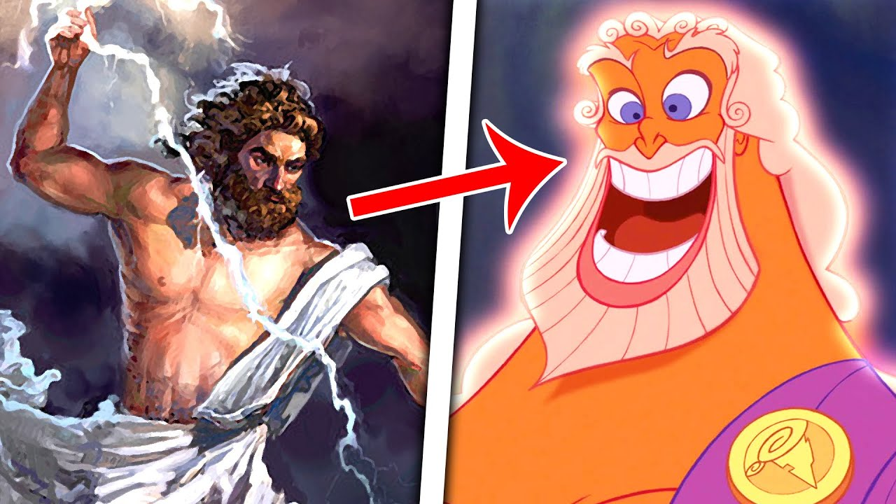 The Messed Up Origins of Zeus, King of the Gods | Mythology Explained - Jon Solo