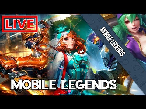 ●[AO VIVO] iLoveWinter - Mobile Legends