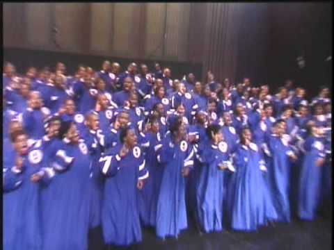 One More Day - Mississippi Mass Choir