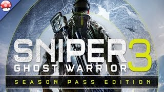 Sniper Ghost Warrior 3: PC Gameplay [1080p 60fps]