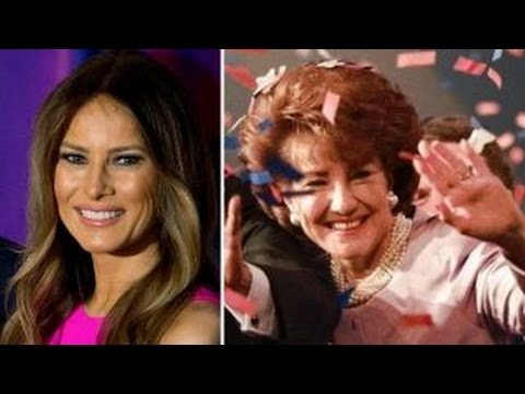 Will Melania Trump have her Elizabeth Dole moment?