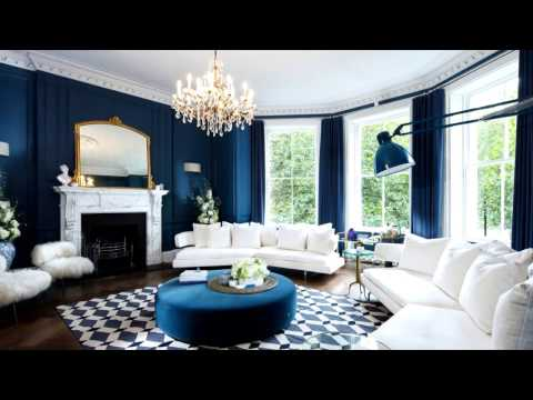 36 Blue Home Decorating Ideas   Interior Design