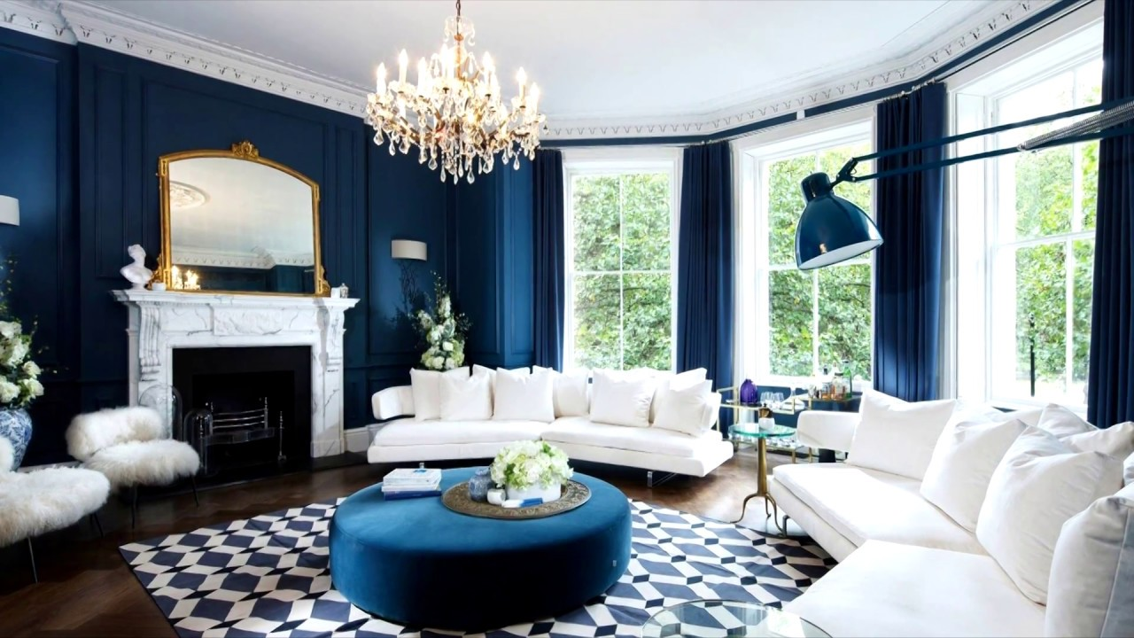 36 Blue Home Decorating Ideas Interior Design