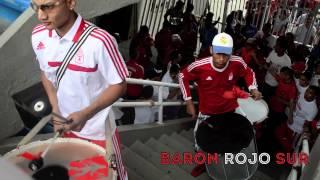 Entrada Orquesta Escarlata - Regreso al Pascual - Barón Rojo Sur Colombia