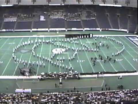 Plymouth-Canton High School Marching Band 1994