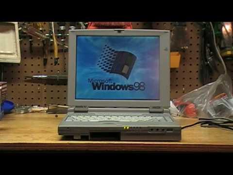 Toshiba Laptop Drop Test Youtube