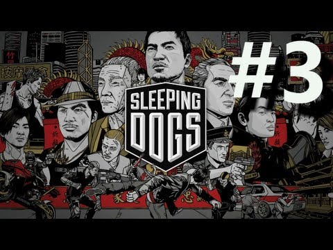 Sleeping Dogs! - Parte 3 [Playthrough] Club Bam Bam,  Popstar Lead 3, Meet Wiston..