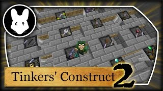 Tinkers' Construct 2: Modifiers Bit-by-Bit in Minecraft 1.10+