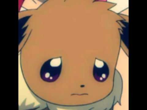 Eevee x Pikachu - Sing me to sleep