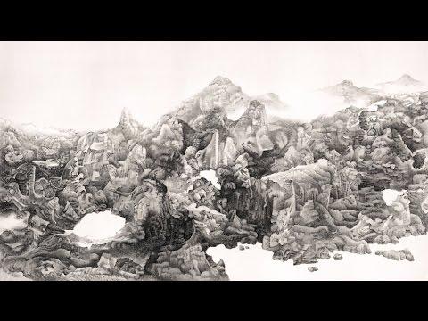 Liu Dan: New Landscapes & Old Masters at the Ashmolean Museum 2016