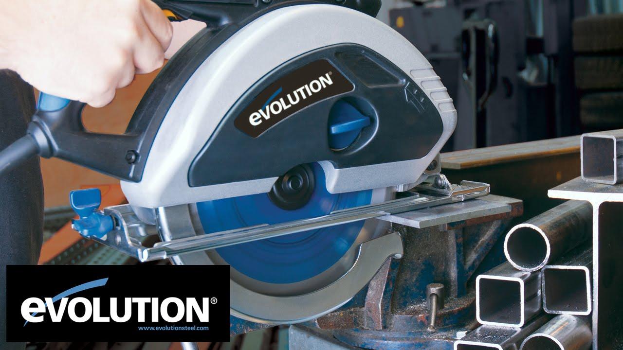 Evolution evosaw230 230mm 9 steel cutting circular saw youtube keyboard keysfo Choice Image