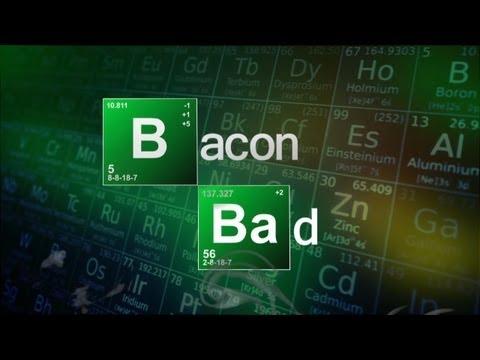 BACON BAD-BREAKING BAD SEASON 5 PARODY