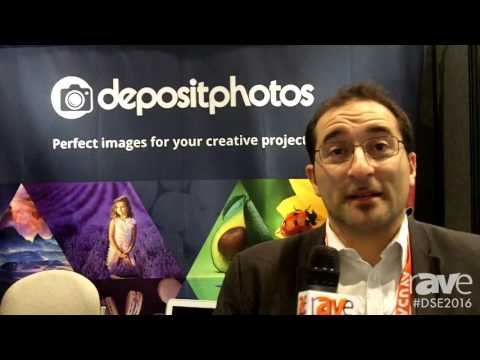 DSE 2016: Depositphotos Offers Royalty Free Stock Photos and Images for Digital Signage