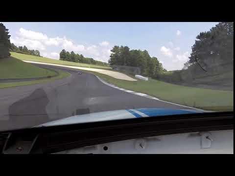 I Hit A Deer In The Barber Spec Miata Race...