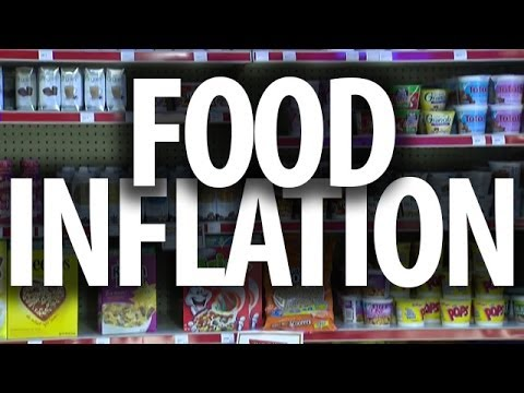 Food Price Inflation Entering Dangerous Levels