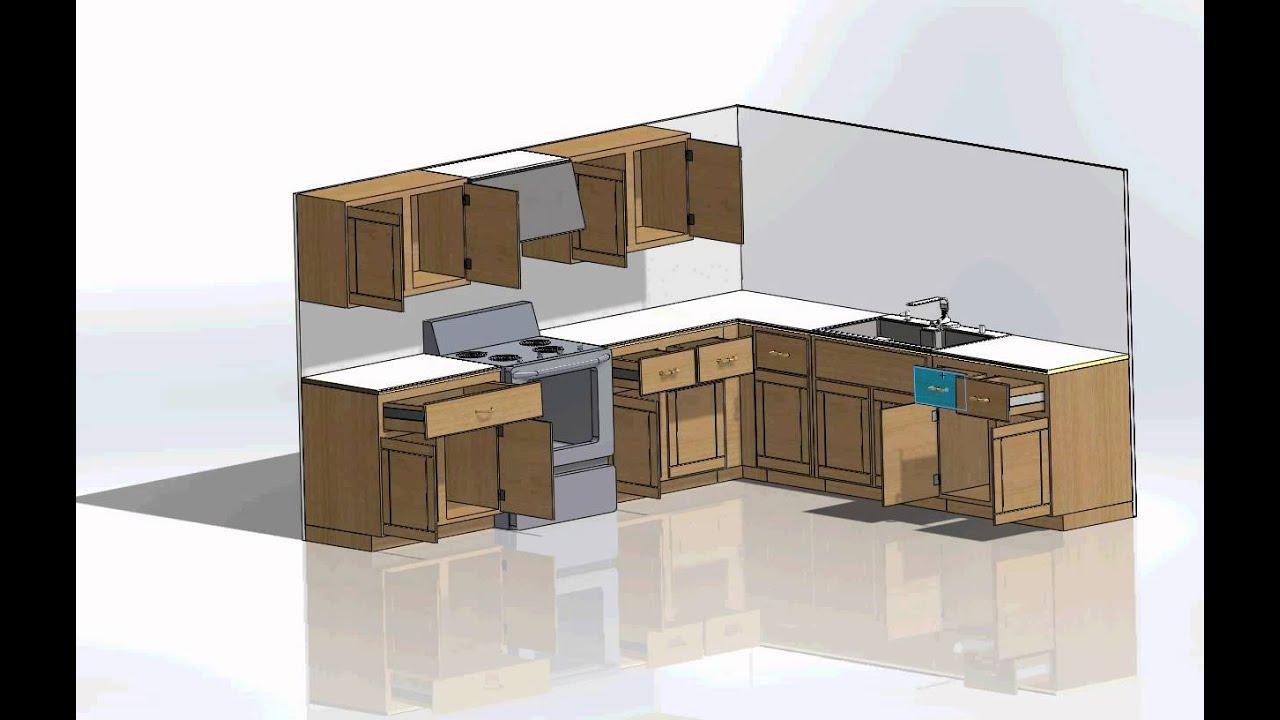 asu mae 214 model kitchen video youtube