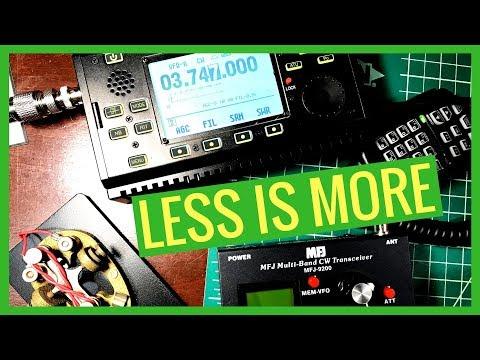 QRP – Low Power Operation An Intro | HAM Radio Crash Course