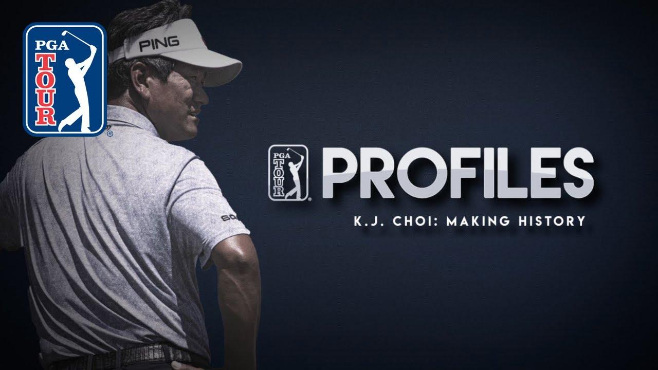 K.J. Choi | Making History