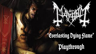 Mayhem - Everlasting Dying Flame (Bonus Track)