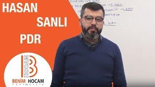 8) PDR / Sosyal Psikoloji - Hasan SANLI (2018)