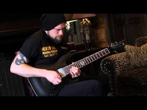 Andy James - 'Diary Of Hells Guitar' OFFICIAL VIDEO