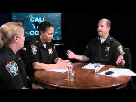 Boston Police - Deputy Baston & Officer Maffeo