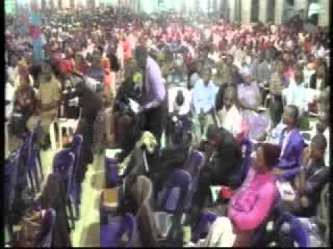 God's Eternal Judgment Against Sin And Sinners - Pst Paul Rika