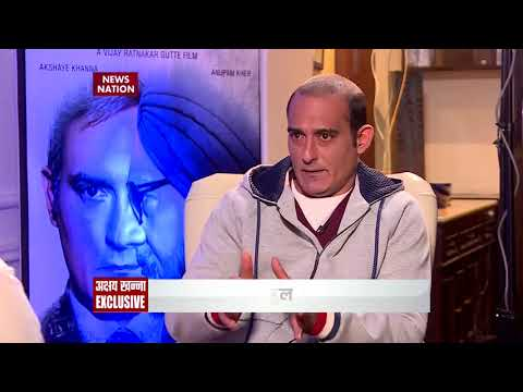 NN Exclusive: Akshaye Khanna talks about 'The Accidental Prime Minister'