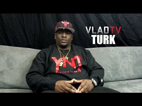 Turk: B.G. Wants Me to Reconcile With Birdman & Cash Money