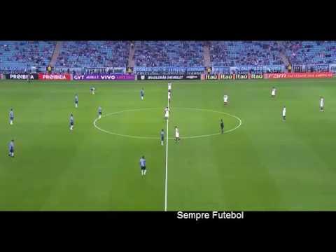 Grêmio 0 x 0 Santa Cruz - Melhores Momentos - Campeonato Brasileiro 2016 (04/08/2016)