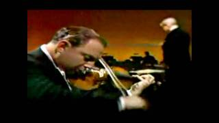 Isaac Stern - Saint-Saens Introduction and Rondo Capriccioso{Restored Image}(HD)