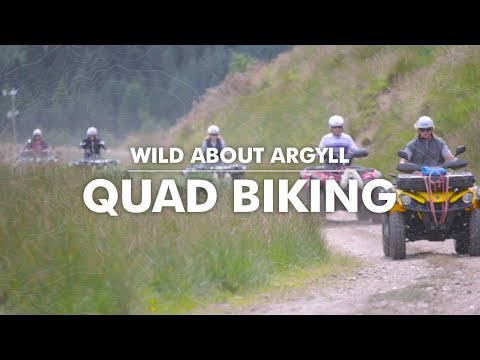 Quad Biking - Wild About Argyll