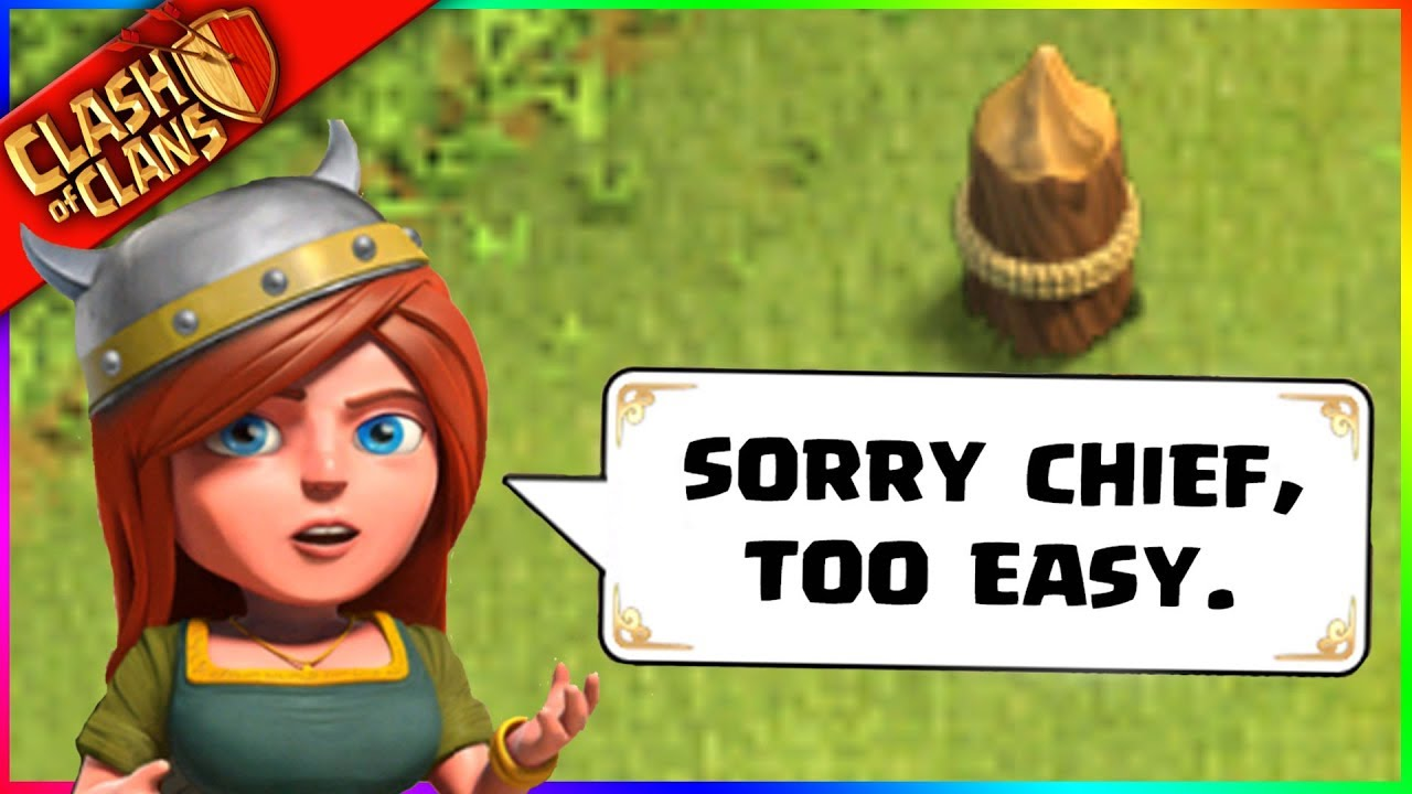 """""""IS Clash TOO EASY?"""" ▶️ Clash of Clans ◀️ WHEN DID THIS HAPPEN"""
