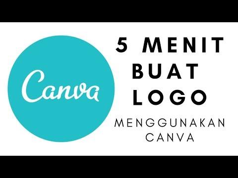 cara membuat logo online gratis dengan canva ============================= how to create a free onli.